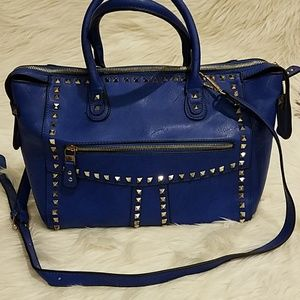 Urban Expression vegan leather handbag